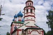 Церковь Корсунской иконы Божьей матери