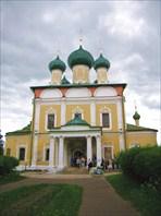 Собор Спаса Преображения(Спасо-Преображенский собор)