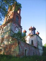 Церковь в с.Сера