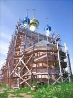 Церковь в Вознесенком