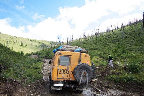 Ural-Truck или Урал байкер-блюз