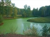 Среди таежных болот...