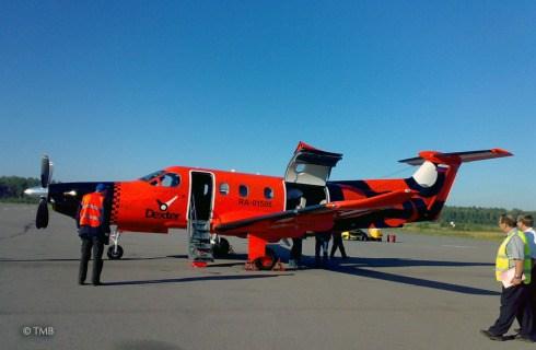 Иваново. 24-08-11. Pilatus PC-12... my love )