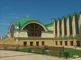 Чечня. Мечеть в Алхан-Юрте