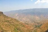 панорама. каньон