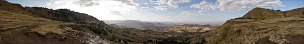 panorama. Ethiopia