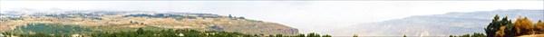 панорама. Эфиопия