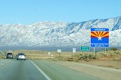 Аризона приветствует Вас