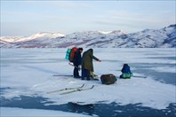 Турист и рыбак
