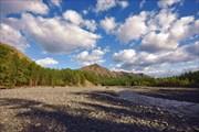 Утро на реке Оганья