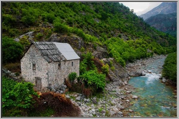 Проблем с водой у нас в Албании не было