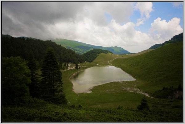 Шишко озеро