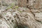Четырехметровый водопад