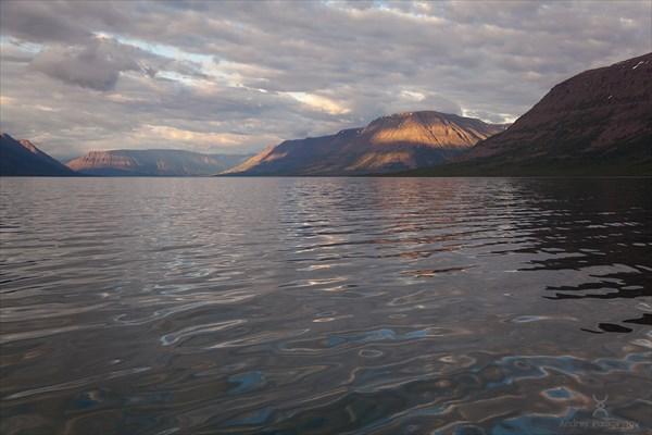 Озеро Лама. Плато Путорана.