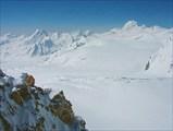 взгляд на ледник Халтинг
