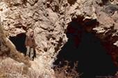 Piren Phu (Milarepas Cave) у деревни Burji. Upper Tsum