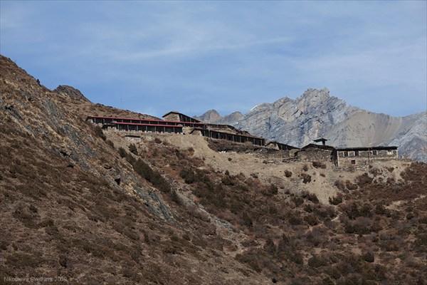 Mu Gompa, Upper Tsum, Manaslu conservation area