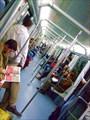 Длинный-длинный вагон метро