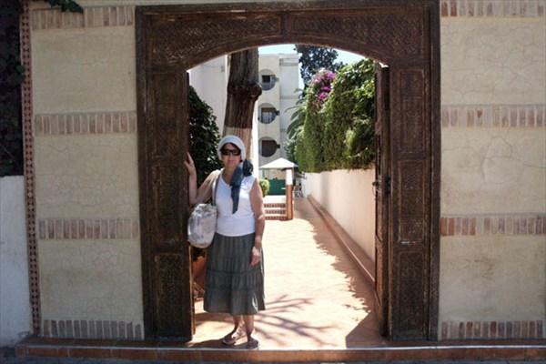 Фото 191 Вход в отель