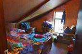 Наша комната в мансарде