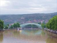 Р.Кура, мост Мира