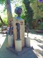 Памятник Софико Чиаурели