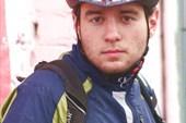 участник велооринетирования по `Городу М`