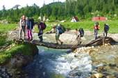 У истока реки Белая