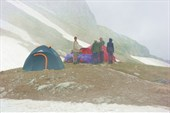 Лагерь у Фишта