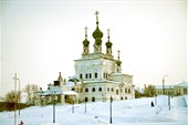 Церкви Соликамска.