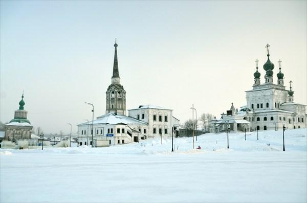 Майданчик в Соликамске.