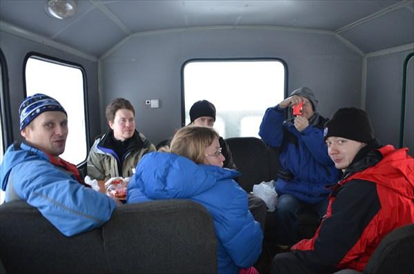 Наш автобус.