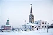 В этих церквях расположены музеи.