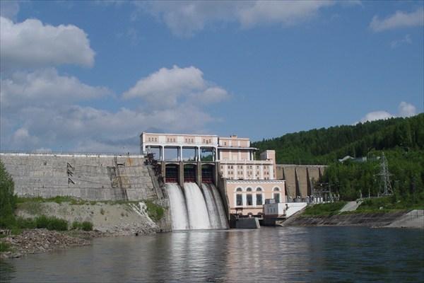 Широковская ГЭС-2