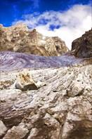 Ледник на Тютю-республика Кабардино-Балкария