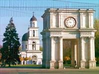 Кишинев-город Кишинёв