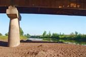 Мост через р.Салмыш