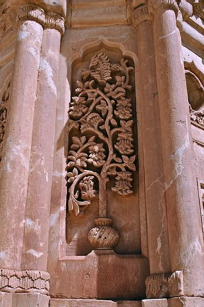 Ишакпашасарай внутри