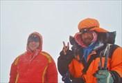 Ден и Димыч на вершине