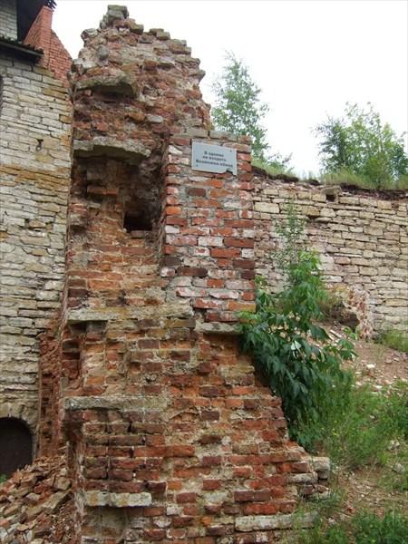36 руины казарм