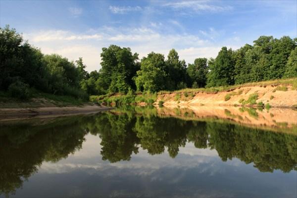 река Теза