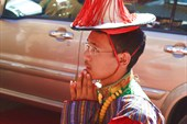 Встреча Далай ламы