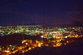 ночной Пятигорск
