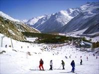 Эльбрус - зима 2008