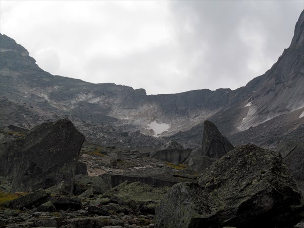 Перевал Старая Крепость
