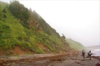 По отливу /  The surf line way