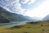 Река Иныльчек