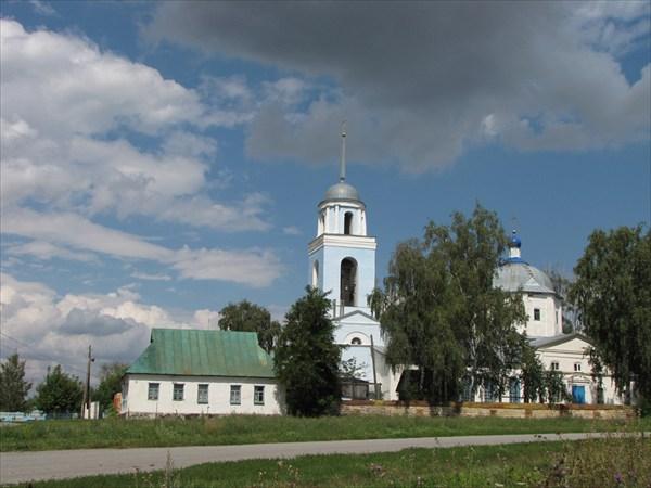 Церковь с. Покровское
