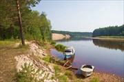 Река Большой Кас