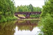 Мост в районе с. Стапановка